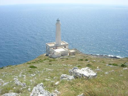 Lo sciagurato restauro del Faro di punta Palascia
