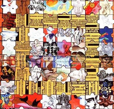 """Documenti della vita dell' Indirizzo Artistico """"F.Capece"""" ('83-'99)"""